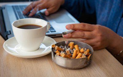Covid et tabac, une relation toxique